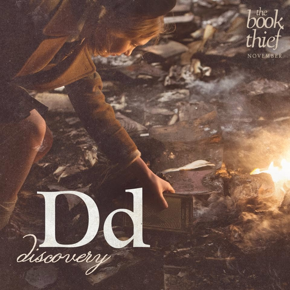 the book thief letters d discovery