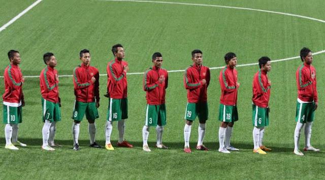 Timnas Indonesia seperti diketahui akan melakoni laga ajang bergengsi