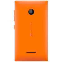 Microsoft Lumia 435 (rear)