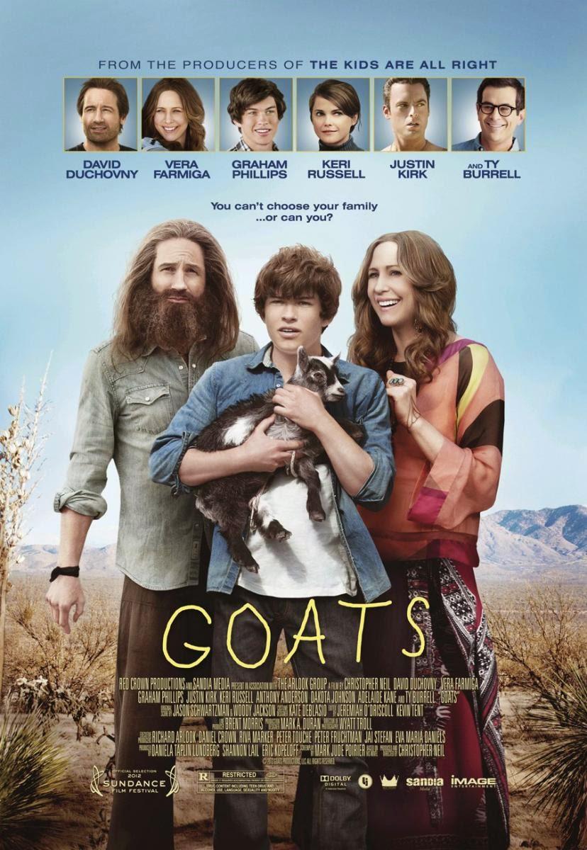 Goats – DVDRIP LATINO