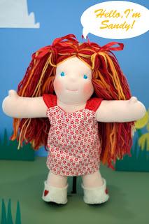 waldorf steiner doll natural toys tansy dolls custom bamboletta