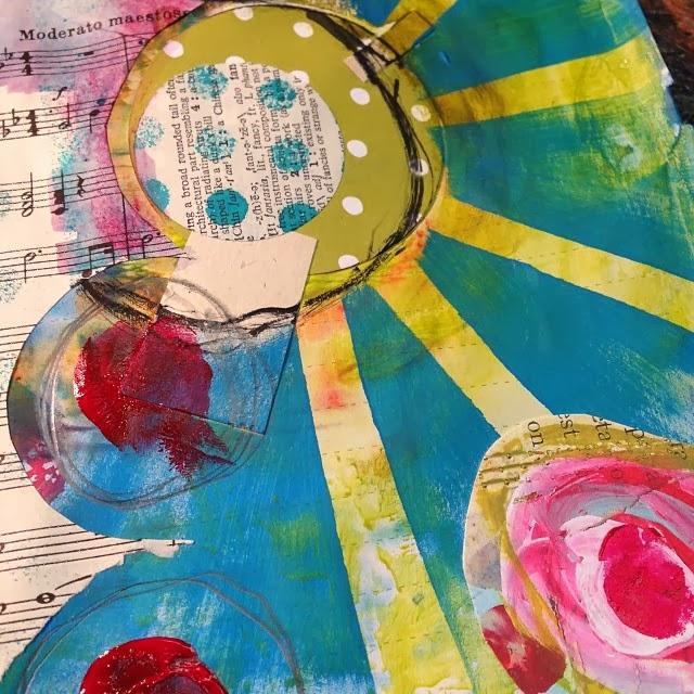 art journal- inspiration from 21 Secrets