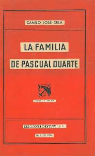 La familia de Pascual Duarte portada