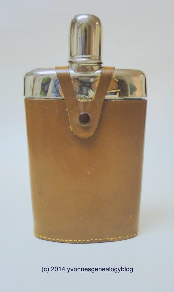 Maurice Belair flask