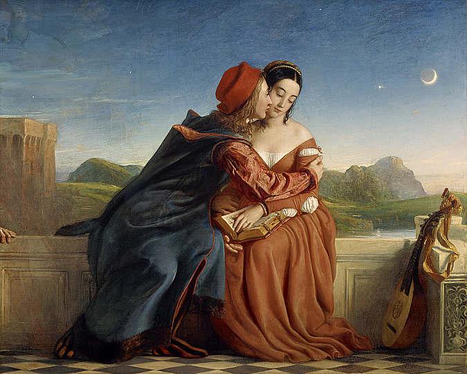William Dyce 1806-1864 | Scottish Realist painter