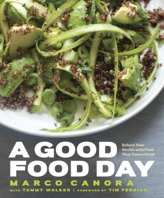 LadyD Books Review: A Good Food Day