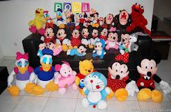 Koleksi lengkap Boneka