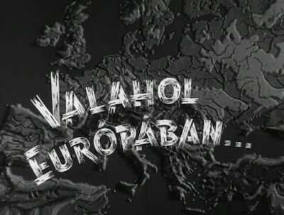 Somewhere in Europe / Valahol Európában (1948)