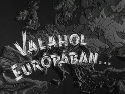Somewhere in Europe / Valahol Európában (1948)