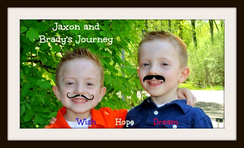Jaxon and Brady's Journey