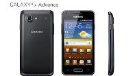 سامسونج جالاكسي اس ادفانس Samsung Galaxy S advance