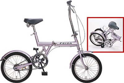 model sepeda lipat
