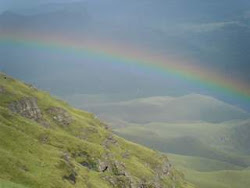 Sani Pass Rainbow