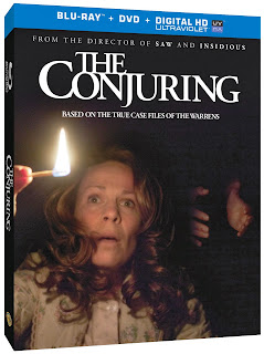 Creepy is the order of the day in The Conjuring