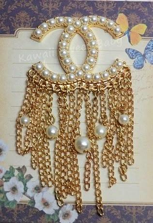 Logo con perlas