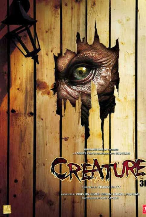 Creature First Look Poster - Bipasha Basu