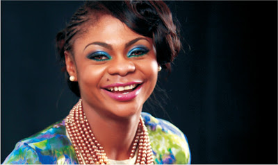 Karen Igho takes a shot at music?