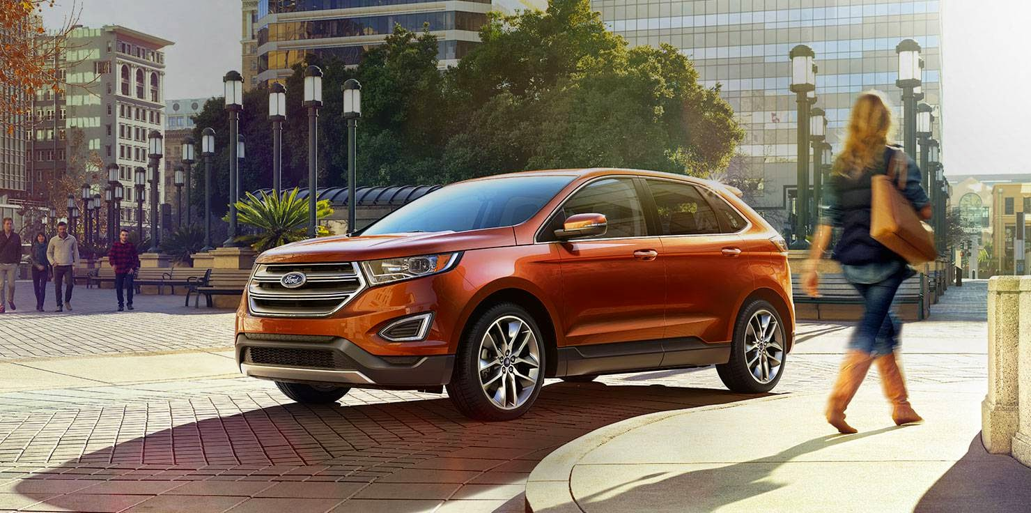 For  The Ford Edge Receives The First Significant Redesign In Its Short History Designed To Appeal Across The Globe From Russia And Western Europe To