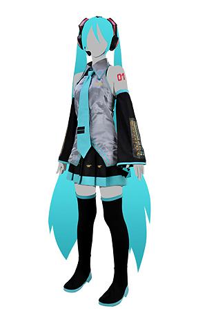 10 Kostum Cosplay Terlaris Tahun 2015 di Jepang Hatsune Miku