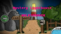 Mystery Lighthouse walkthrough.