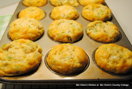 Tex Mex Mini Quiche
