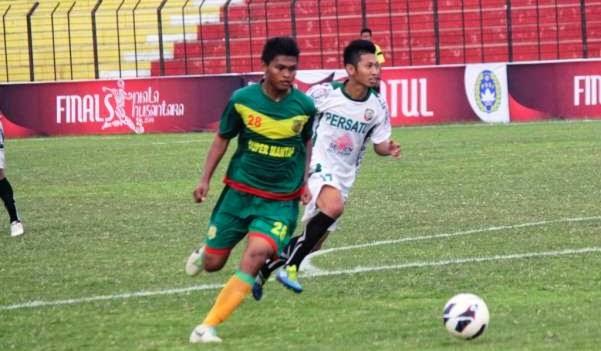 Gagal ke Final, Perssu Sumenep Bersiap ke Divisi Utama 2015