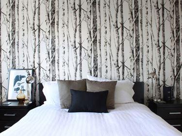 Arredamento e dintorni carta da parati e rivestimenti 3d for Carta da parete per camera da letto