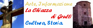 "Banner ""Chiazza di Grutti"""