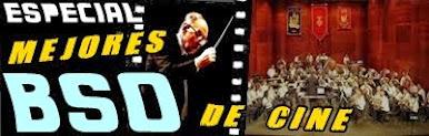 Mejores Bandas Sonoras de Cine