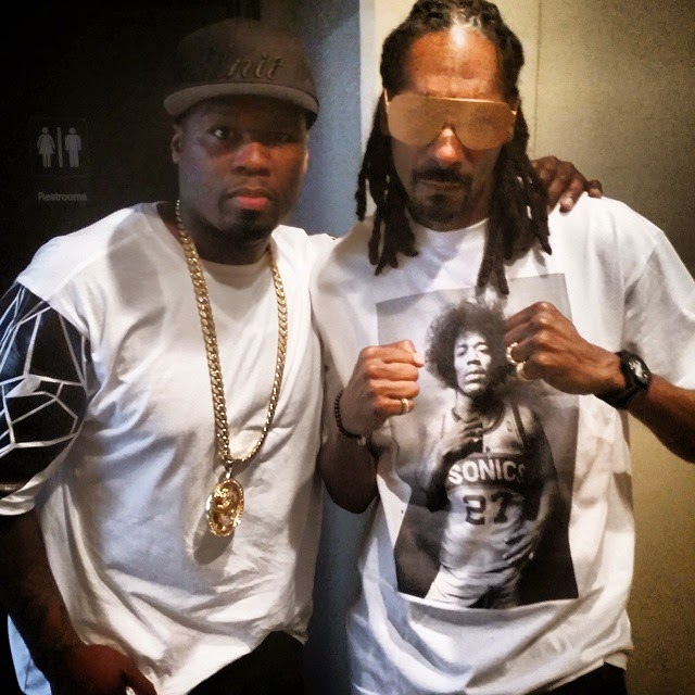 Snoop Dogg y 50 Cent