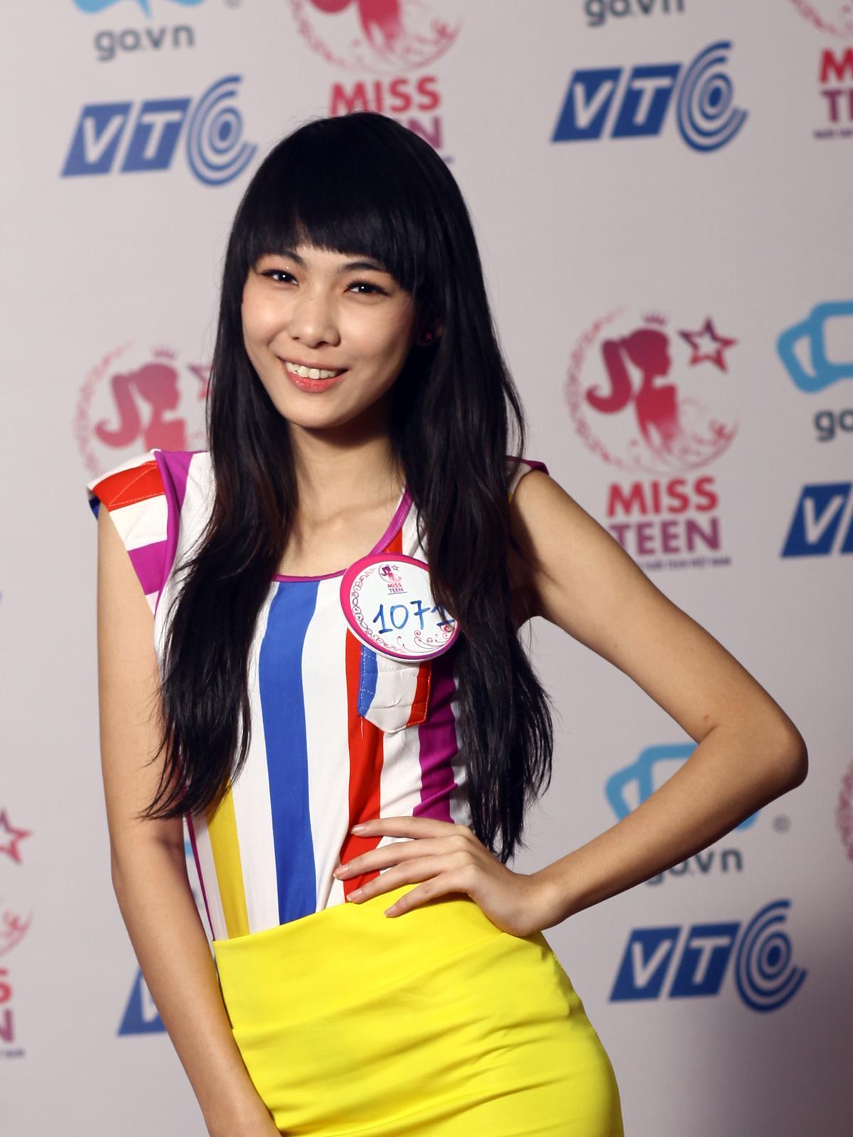 miss teen vietnam 2011 part 14 - Vietnamese girls