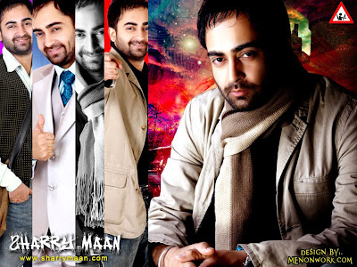Sharry Mann Photo Collage Full HD Wallpaper,images,photos,pictures