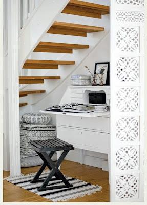 Dormitorio debajo de las Escaleras
