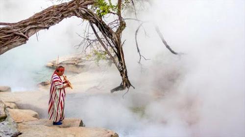 10 Lugares Reais na Terra Que Parecem Cientificamente Impossíveis