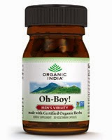 Oh-Boy! Formula by Organic India
