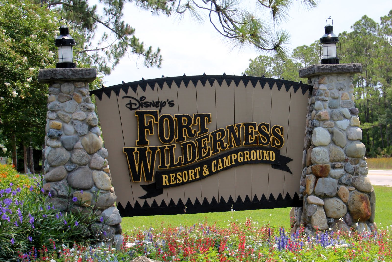 Operation explorations review fort wilderness campground for Disney cabins fort wilderness