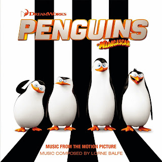 The Penguins of Madagascar Soundtrack Lorne Balfe