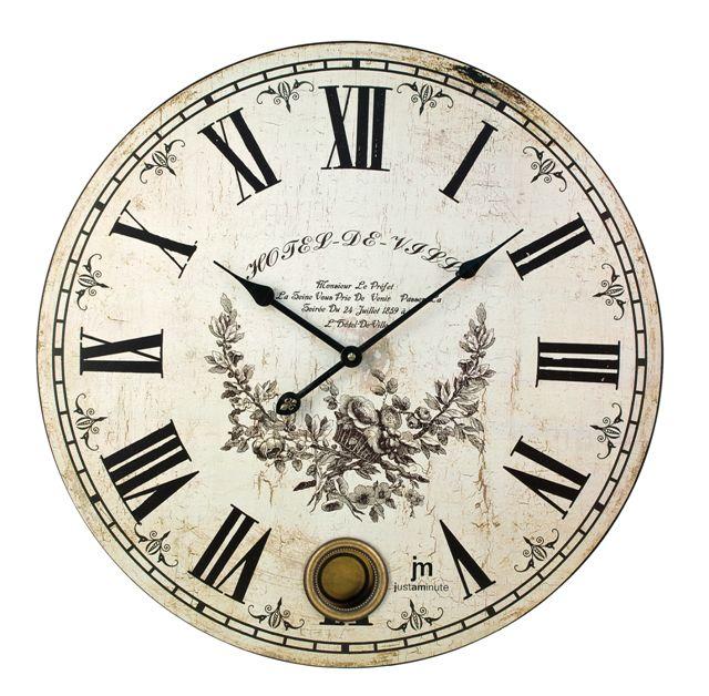 Arredamento country orologi country - Orologi da parete stile country ...