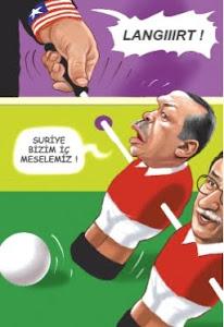 Erdoğan'ın Suriye Politikası
