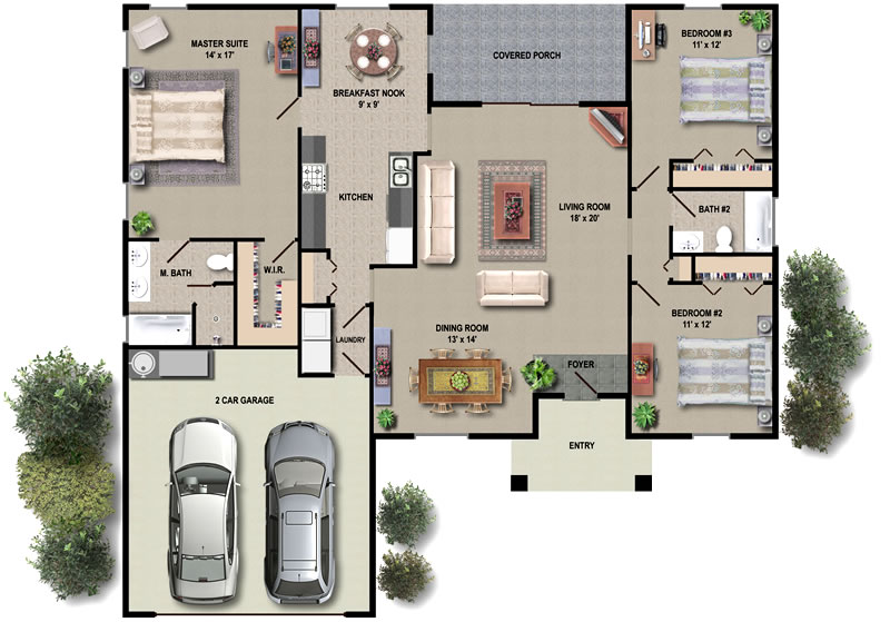 Ideas beautiful house floor plansFloor plans blueprint