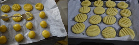 eggless custard powder biscuits