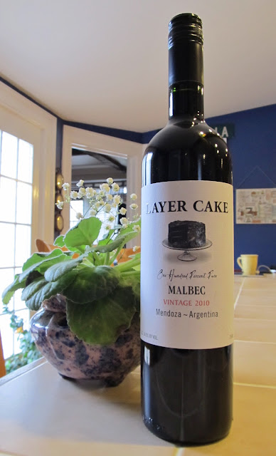 Layer Cake Wine Review Malbec