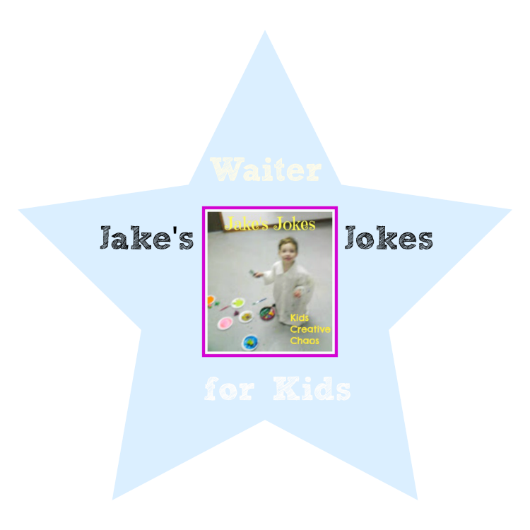 Jake's Jokes for Kids: Excuse me Waiter?