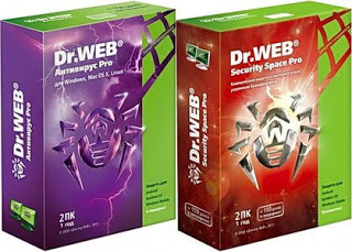 Dr.Web Anti-Virus / Security Space free download