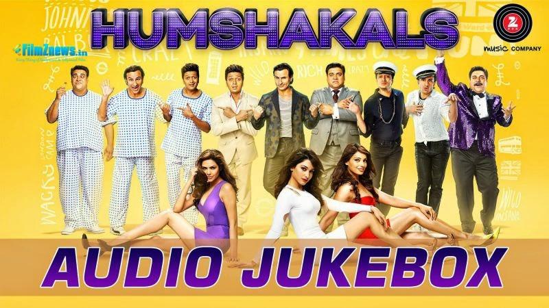 Humshakals Full Audio Songs  Jukebox