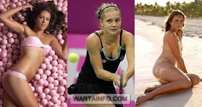 Petenis Wanita Cantik Terseksi Paling Hot - wartainfo.com