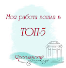 Я в ТОПе Ярославского СК!