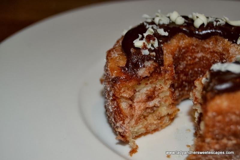 inside the croissant-doughnut hybrid