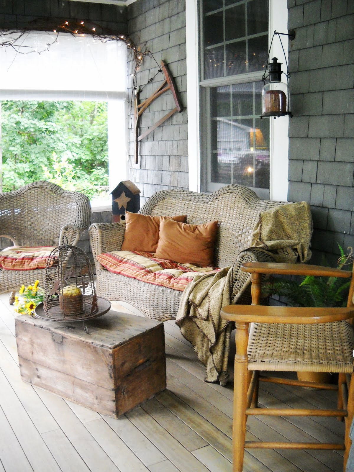 Primitive Place & Country Journal Magazine: ~ Welcome to Red Fox ...