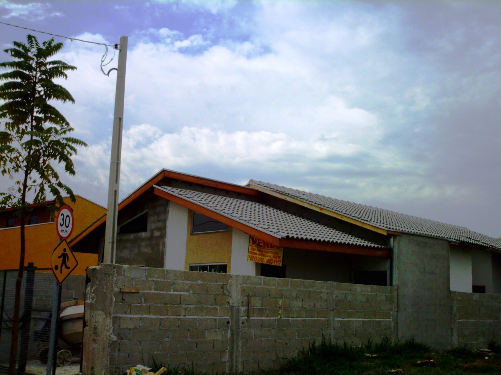 #67390E Construtora CECONI: Empreendimento Casa San Marino Taubaté SP 3252 Janelas De Madeira Em Taubaté